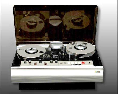 Ivc Open Reel Video Recorders