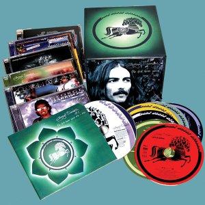 George Harrison Audio List